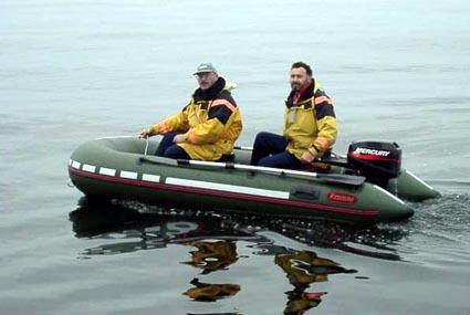 лодка смв 335